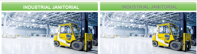 Industrial Janitorial Cleaning